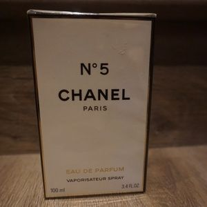 Chanel No 5 Brand new in wrapper